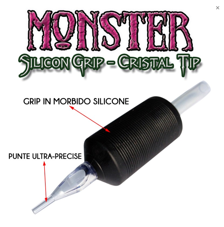 Monster Grip 25mm