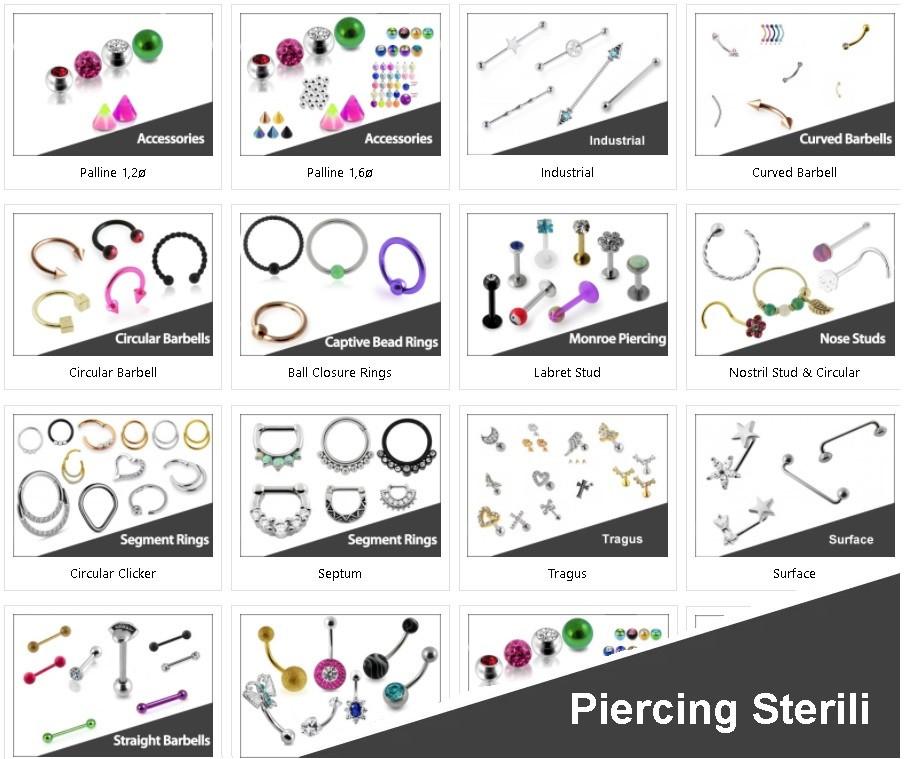 Piercing & Piercing