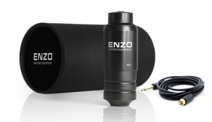 Enzo tattoo Equipment