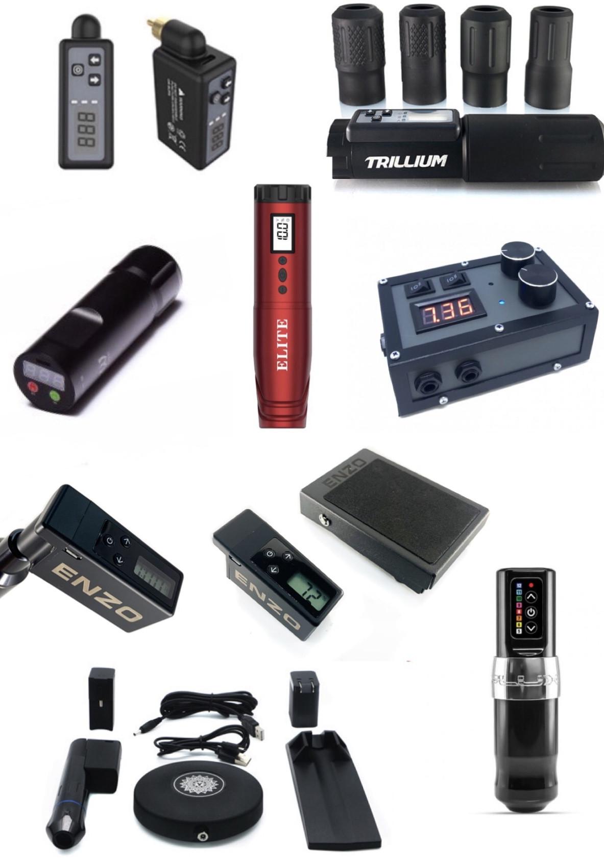 Wireless - Batteria