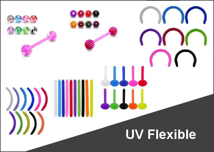 Barrette 1.6 Flessibile UV
