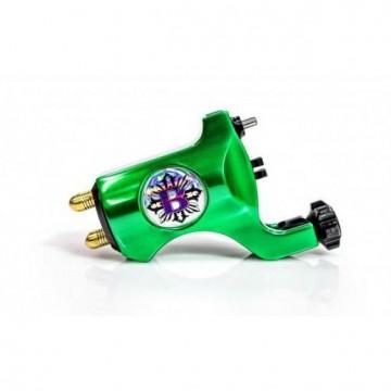 Bishop Rotary V6 - Emerald Green - Clip Cord