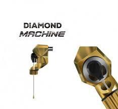 Diamond Cartridge gold series in ottone