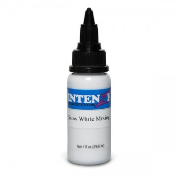 Intenze Ink Snow White Mixing