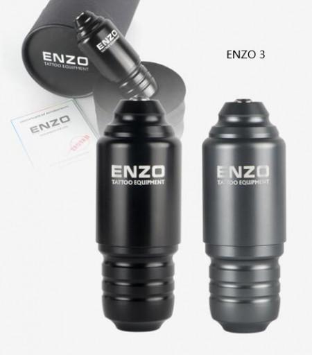 Kit Enzo Tattoo Professional Colore Black (solo 3 ne restano disponibili)