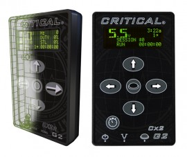 Critical Tattoo - Power Supply CX2 - G2