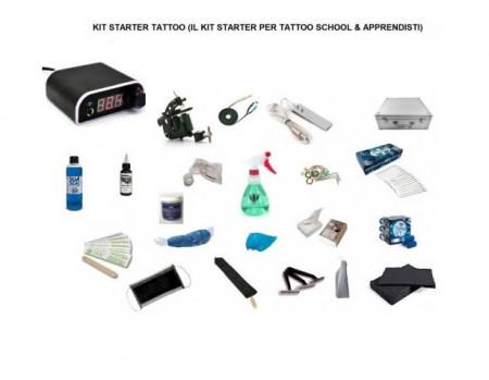 Kit Starter Tattoo Per Corsisti & Apprendisti #7
