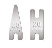 Set Molle Premium Liner fronte retro misura n°20