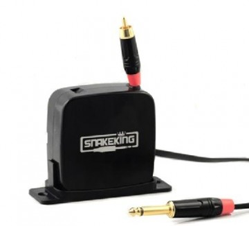SnakeKing Rca and ClipCord