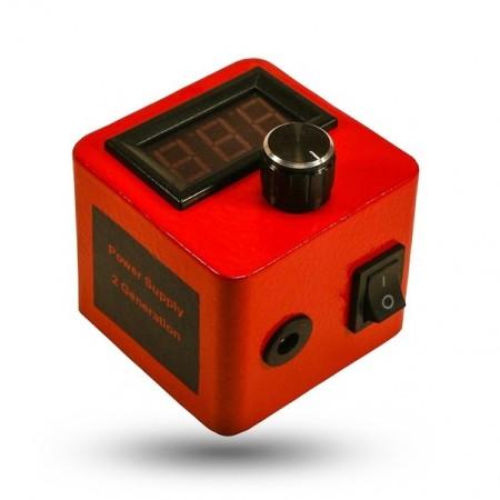 TeVo Cube G2 Red 3Amp