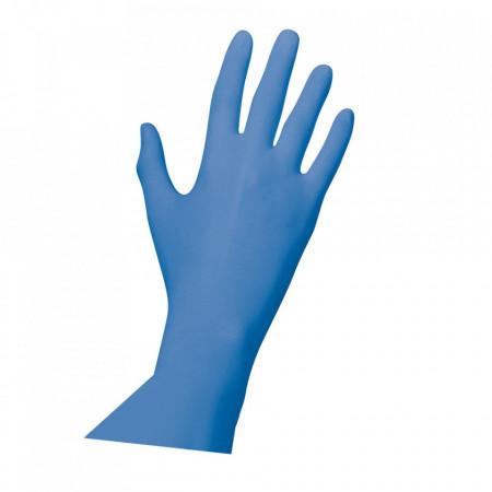 Guanti In Nitrile Blu 100 pezzi Taglia L