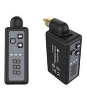 Alimentatori a batteria Senza Fili Portatile Attacco RCA TRILLIUM