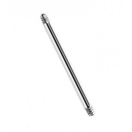 Barbell 1,6ø ; 22,5mm