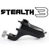 New Stealth 3.0 Rotary Machine BLACK
