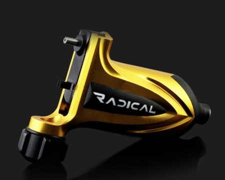 Radical Toreto & Mini Alimentatore Wireless (Gold)