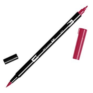 Tombow Dual Red