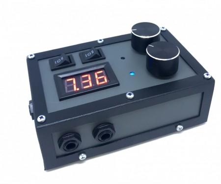 Alimentatore TeVo Power Reserve A batteria 4Amper (Gray)