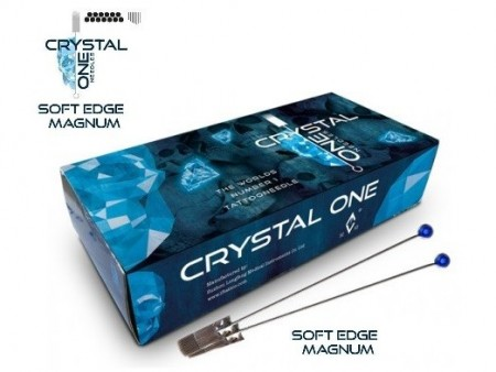 Crystal - 9 Soft Magnum 0,30mm