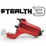 New Stealth 3.0 Rotary Machine RED
