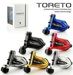Radical Toreto (Silver)