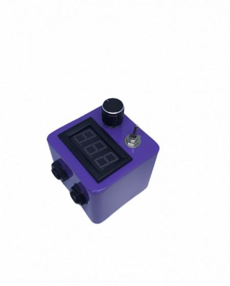 Alimentatore TeVo G2 MAX Purple 3Amp (include il tasto on/off)