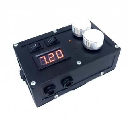Alimentatore TeVo Power Reserve A batteria 4Amper (Black)