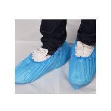Copri Scarpe Blu Unigloves 100 pezzi