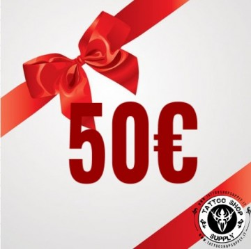 Gift Card 50Euro
