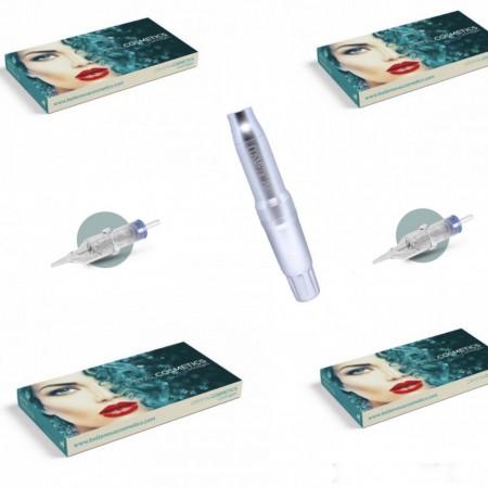 Nuova Cosmetic Pen Colore Silver
