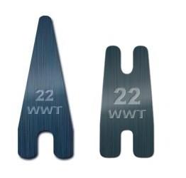 Set Molle Premium Liner fronte retro misura n°22