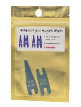 Set Molle Premium Shader fronte retro misura n°18 -20