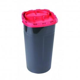 Unigloves Contenitore per rifiuti 3 litri