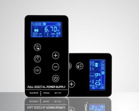 Alimentatore Full digital power touch Colore Nero
