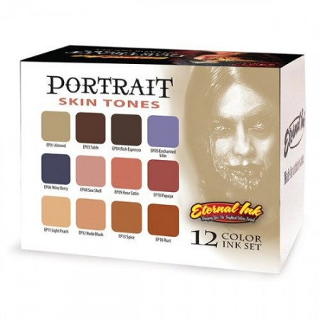 Eternal Ron Russo Portrait Skin Tones Ink Set