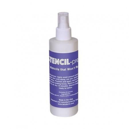 InkJet Stencil Prep Spray