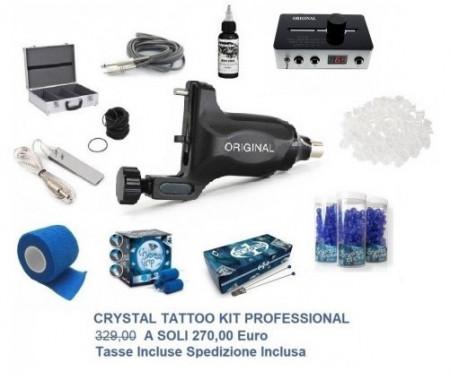 Kit Crystal Tattoo Professional