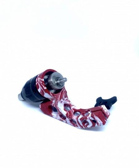 Rotativa Max Manera White/Red