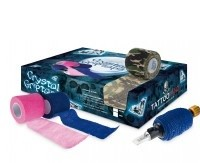 Copri Grip Medical Tattoo Tape - Blue (1pz)