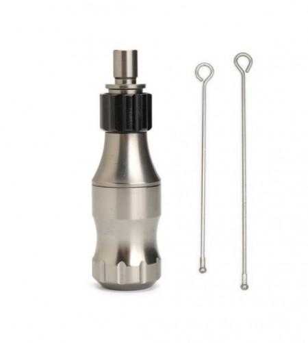 Grip per cartuccia Regolabile 25mm colore argento
