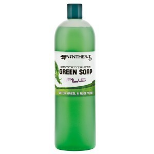 PANTHERA GREEN SOAP PLUS 1000ML Tasse incluse