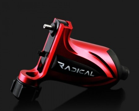 Radical Toreto & Mini Alimentatore Wireless (RED)