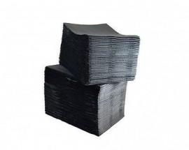 Unigloves Tovagliette monouso 50 pezzi Neri