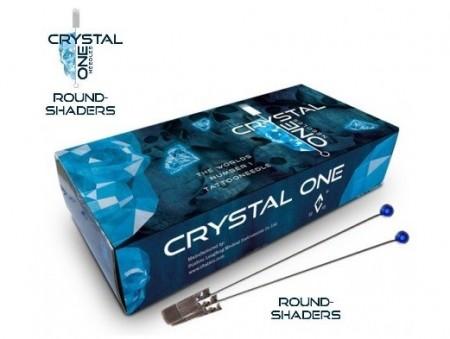 Crystal - 7 Round Shader 0,30mm