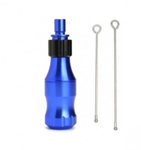 Grip per cartuccia Regolabile 25mm colore Blue