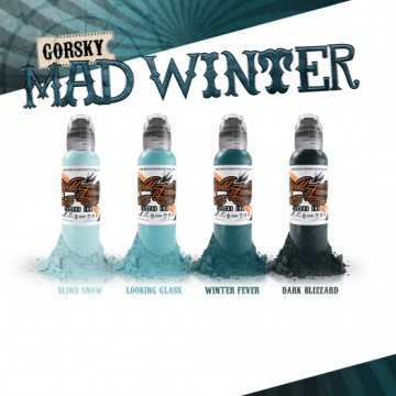 MAD WINTER SET BY GORSKY