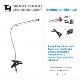 New Smart Touch Led Desk Lamp  38 € +iva Prezzo totale: 46,36 €