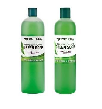 PANTHERA GREEN SOAP PLUS 1000ML+ 500ML