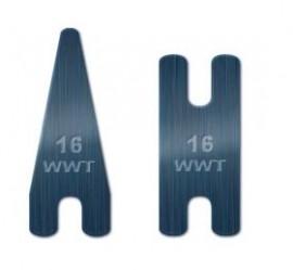 Set Molle Premium Liner fronte retro misura n°16