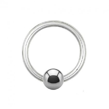 Ball Closure Ring 1,6ø ; 6mm