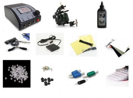 Kit Tattoo Professionale #2